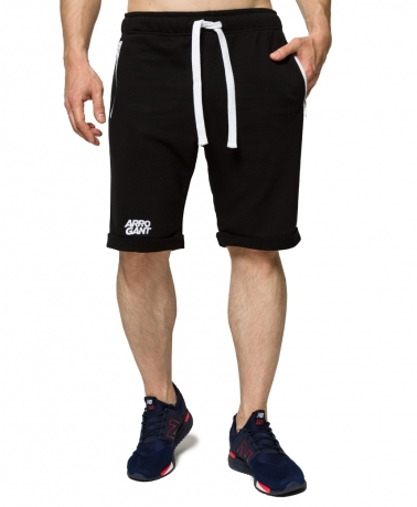 SHORTS ARROGANT TM BLACK