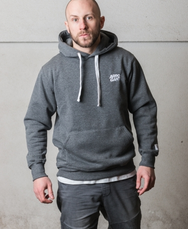 HOODY ARROGANT BASE GRAPHITE