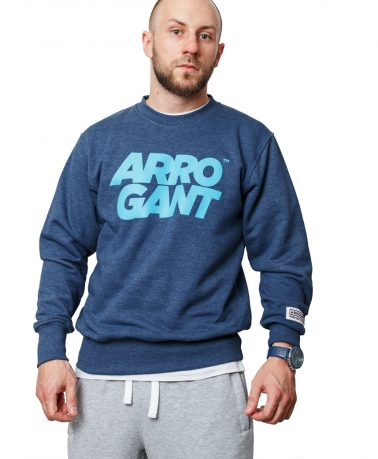 CREW LOOP ARROGANT TM NAVY BLUE
