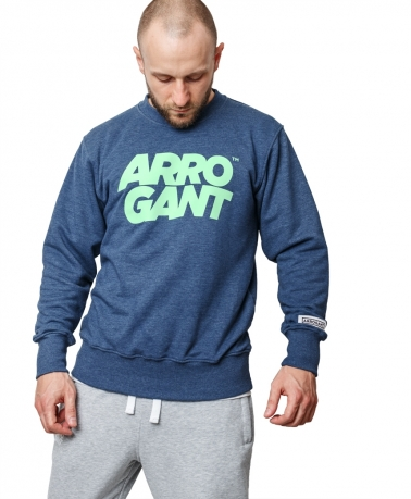 CREW LOOP ARROGANT TM NAVY MINT