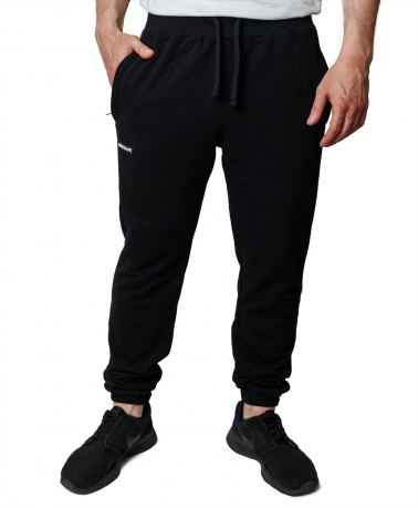 Sweatpants Loop Frame All Black