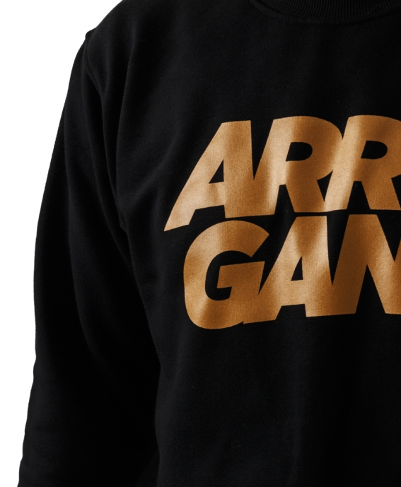 CREW LOOP ARROGANT TM BLACK GOLD