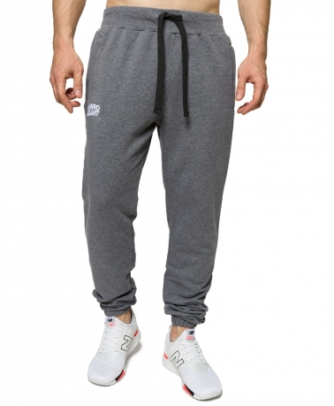 Sweatpants Loop Arrogant TM Graphite White