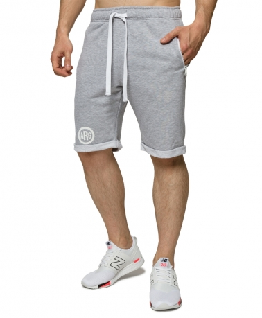 SHORTS ARG CIRCLE LIGHT GREY