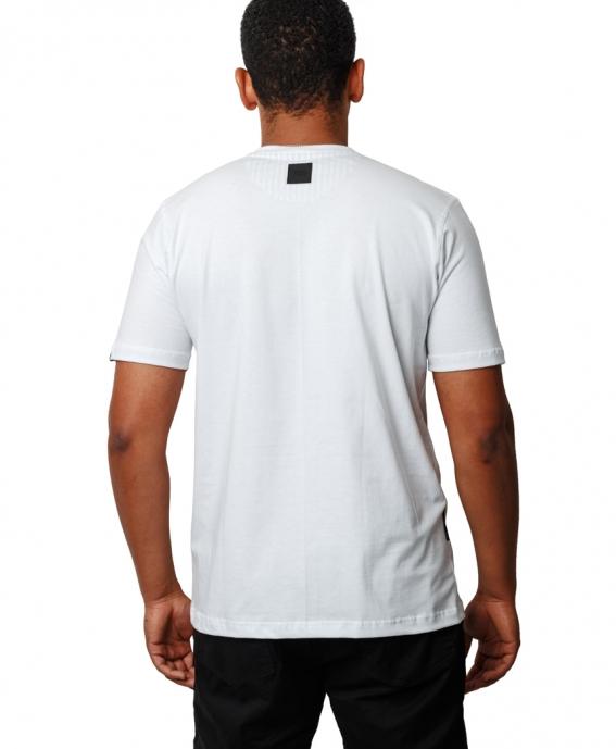 TEE ARROGANT TM WHITE BLACK
