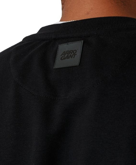CREW LOOP ARROGANT TM ALL BLACK