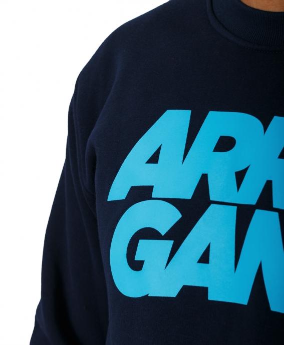 CREW ARROGANT TM NAVY BLUE
